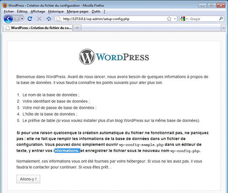 Tutoriel #6 : installer WordPress en local